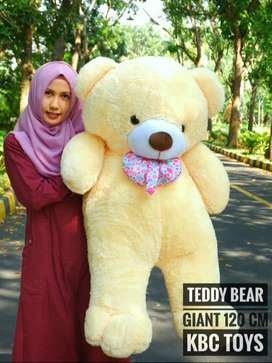 Boneka Teddy Bear Giant Jumbo