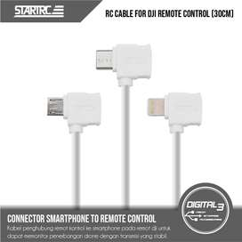 STARTRC Remote Controller Cable 30CM Kabel RC Tablet DJI Mavic Spark
