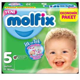 Molfix Diapers home delivery only
