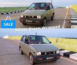 Maruti Suzuki 800 1993 Petrol Good Condition