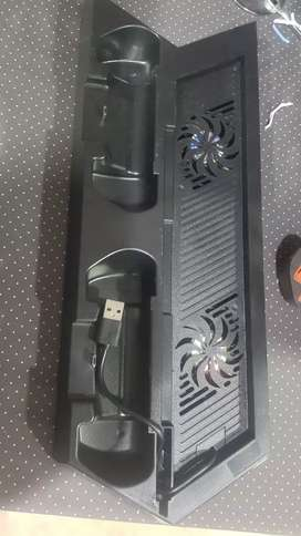 Dual Ps4 charging station brand New