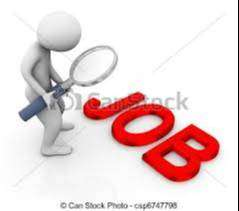 Job available in marketing filed