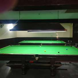 Indian Pool & Snooker Tables