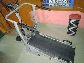Telebrands Manual Treadmill (5 in 1)