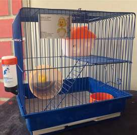 Hamster cage - iceym pets