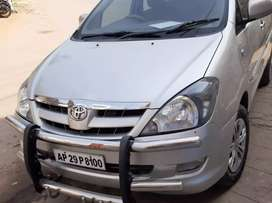 Toyota Innova well maintained and it is very good condition