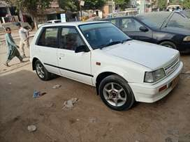 Charade 1985 good condition registered 1991 file missing