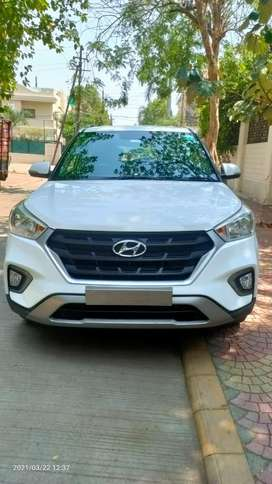 Hyundai Creta 1.6 S Automatic, 2018, Diesel