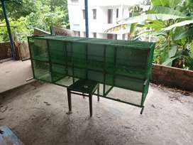 Birds Cage for sale.  Neat and clean. Not used yet. Urgent sale