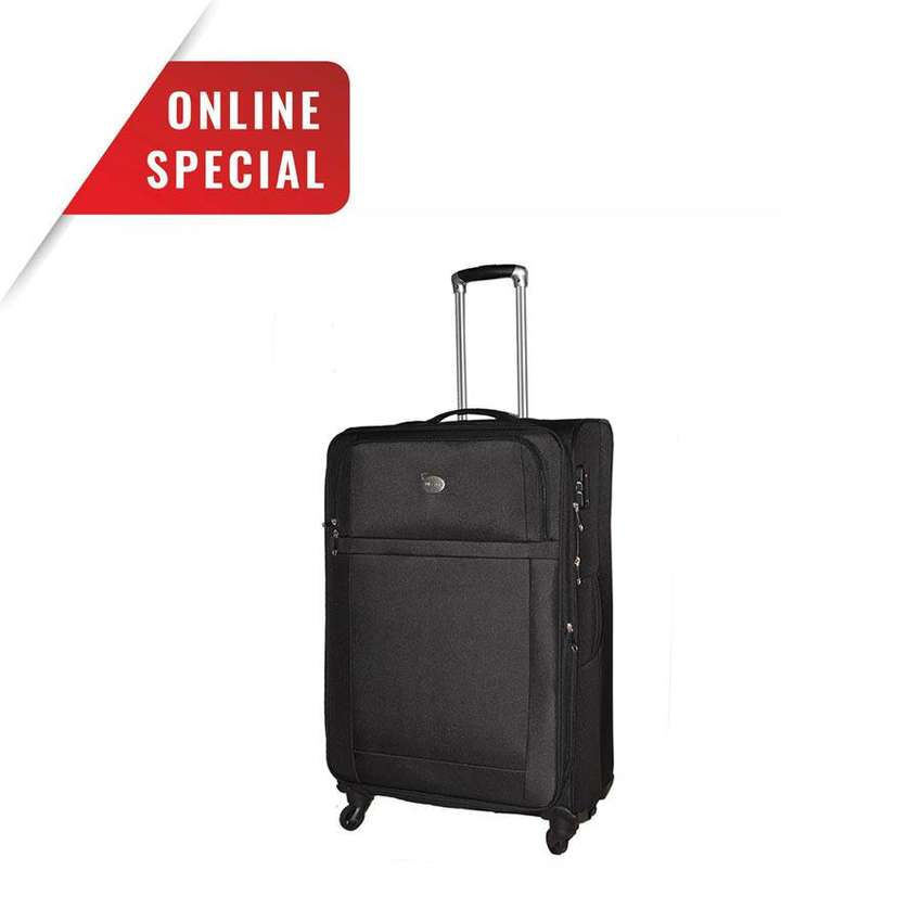 Swisspro Luggage/Travel Bag Suitcase 20 in Black 0