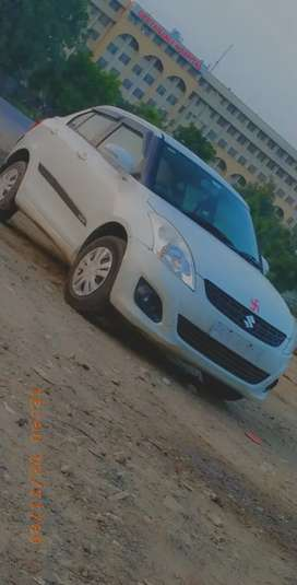 Swift dezire car on rent with driver