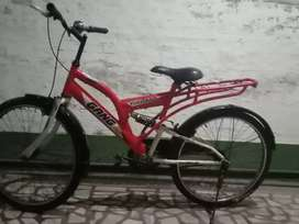 bicycle..it is very good in condition..New tires in good conditon