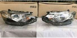 Headlamp Vios Tipe G & TRD 1set (used) Like New