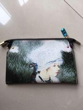 Dompet wanita hitam