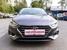 Hyundai Verna CRDi 1.6 AT SX Plus, 2018, Diesel