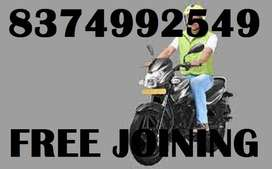 CHANCE TO EARN DAILY INCOME FROM OLA BIKE/FREE JOINING