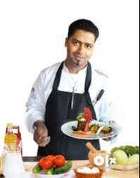 Hotel Restaurant Ke-Liye Waiter, Steward, Helper, Store Keeper, Cook > 0