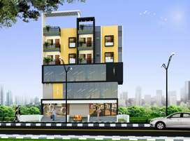 2122 Sq.ft on ground floor at Shivbasava nagar Double road, Belagavi
