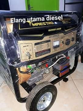 GENSET MAESTRO 8000 watt bensin