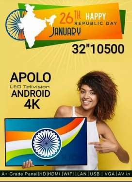 Apolo led tv on offer PRICE 5999