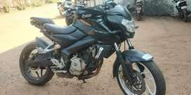 Pulsar ns 200 (2014 model ) 26000 km done