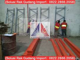 Distributor Rak Import Medium Duty Siap Pasang Harga Pabrik