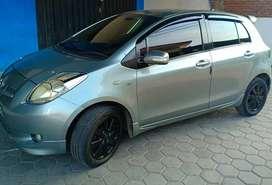 Dijual Yaris  type E - Limited THN 2007 pemakaian 2008
