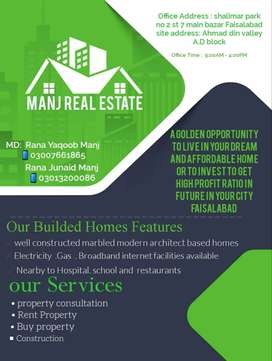 Project Of Manj Real Estate