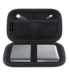 Rapter Hard Disk Drive Case Covers 2.5 Inch External Hard Drive Enclos