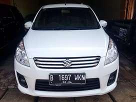 Suzuki Ertiga GX 2014 automatic