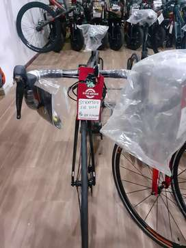 Kredit sepeda balap polgon promo bunga 0%