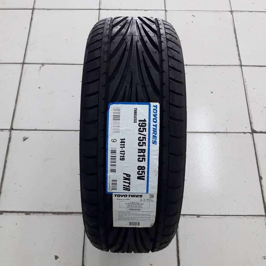 Ban Toyo Tires baru ukuran 195/55 R15 Proxes T1R  Vios Yaris Baleno 0