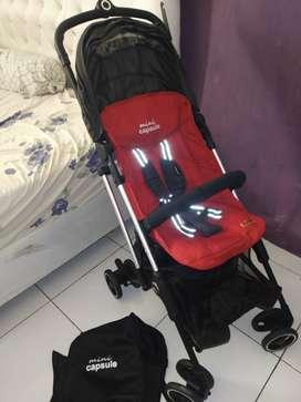 Stroller babyelle mini capsule travel