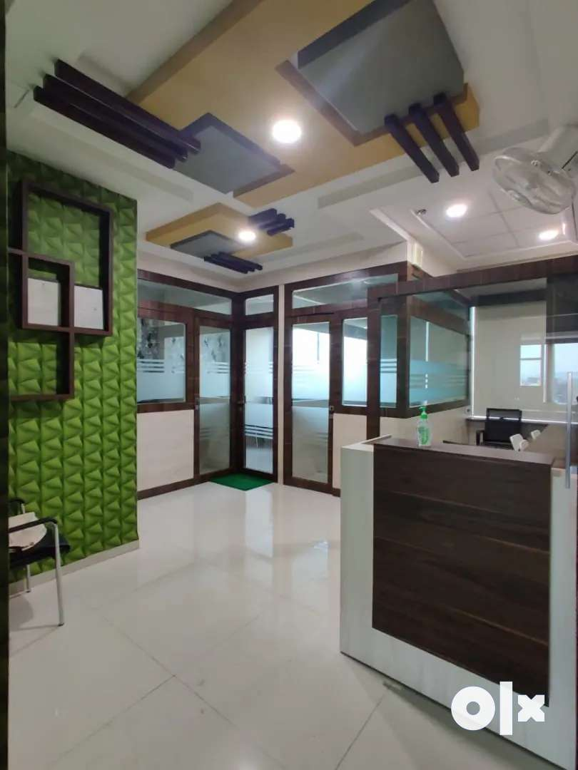 Furnished office 2 cabin