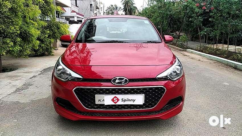 Hyundai I20 Magna 1.4 CRDI, 2016, Diesel 0