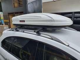 Roof Box Pajero Fortuner Innova Xpander Rush Terios Livina CRV HRV