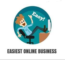Easy online work