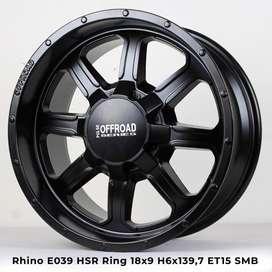 spesial RHINO E039 HSR R18X9 H6X139,7 ET15 SMB
