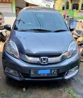 Dijual Honda Mobilio S MT 2015