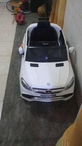 Mobil aki remote M-Benz