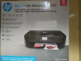 Hp4535 unboxed printer