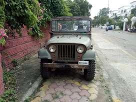 Mahindra Jeep 1990 Diesel 10000 Km Driven