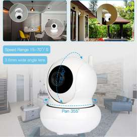 Intelligent Monitoring WiFi IP Camera For Smartphone Viewing