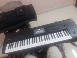 Korg Krome 61 keys workstation keyboard with more