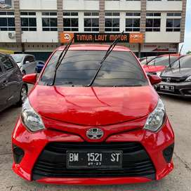 Toyota calya E 2018 (tdp 13jt)