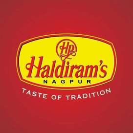 Haldiram india private limited ,'' wants sales staff