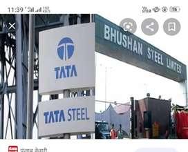 Tata Steel (Bhushan), Dhenkanal,angul