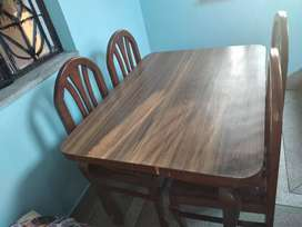 Dining table best condition at 9999 only
