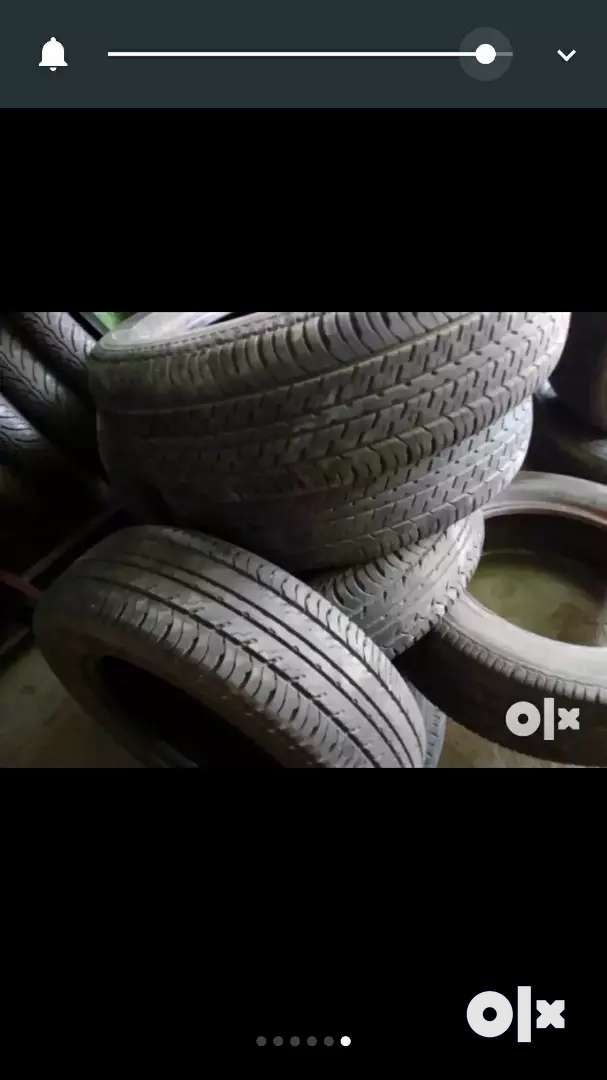 OLX second car tyre 0