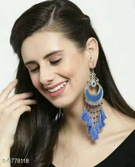 Stylish women's earrings|free home delivery with COD| Online shopping|